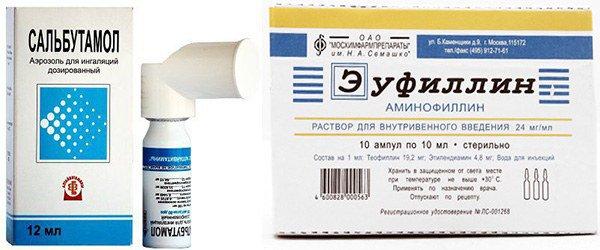 препараты для первой помощи