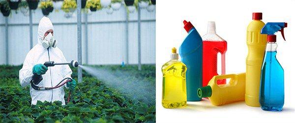 химические элементы как причина астмы