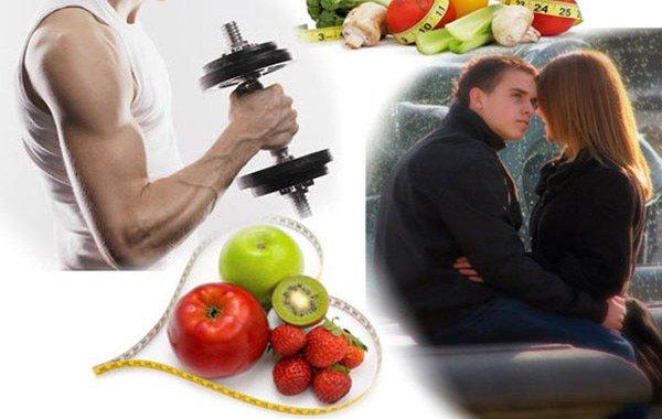 обязательная диета при аллергии на сперму
