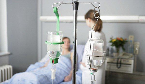 капельница при астме