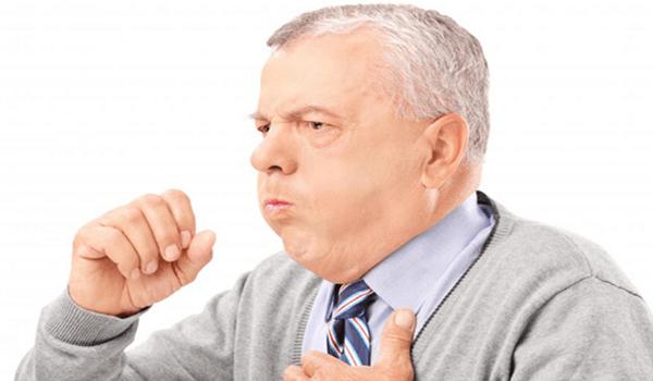 одышка и кашель
