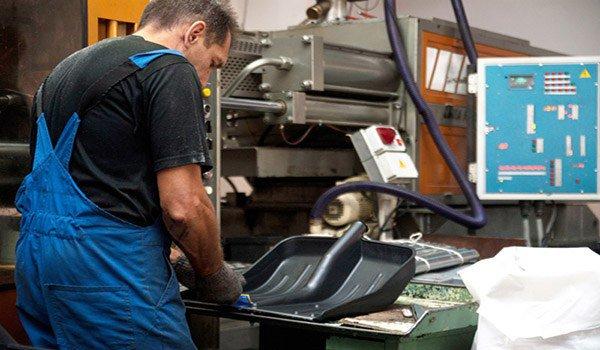 производство пластмассовых изделий