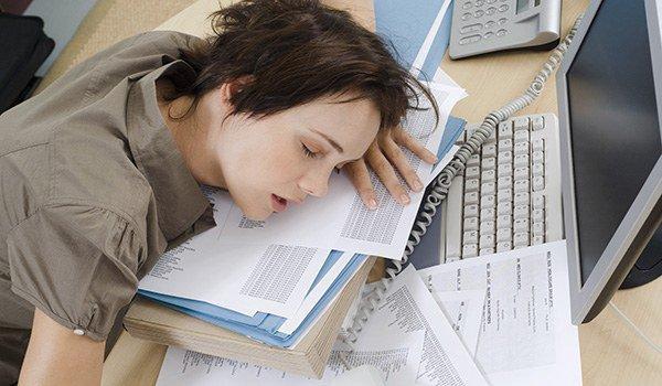 быстрая утомляемость и слабость