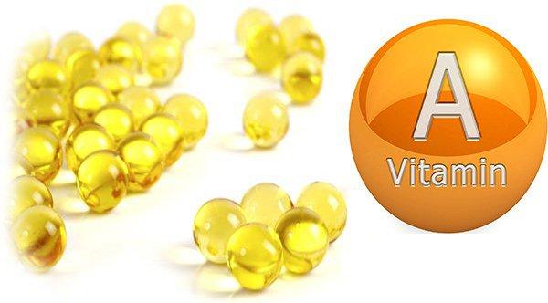 аллергия на витамин а