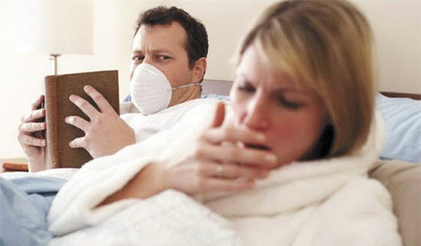 астма и ее передача другим