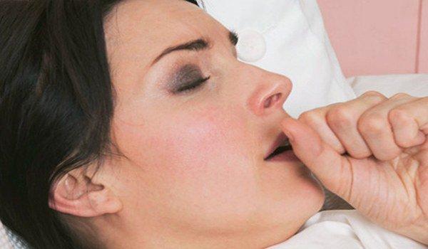 страх перед приступом астмы