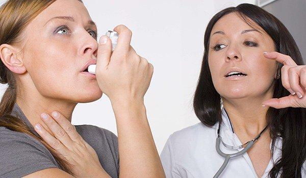 базисная терапия бронхиальной астмы