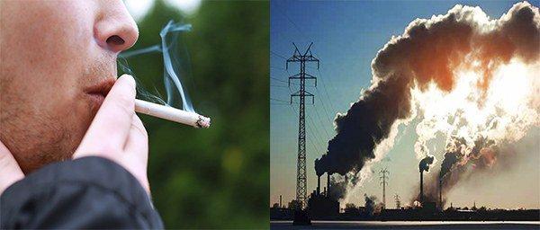 причины развития астмы