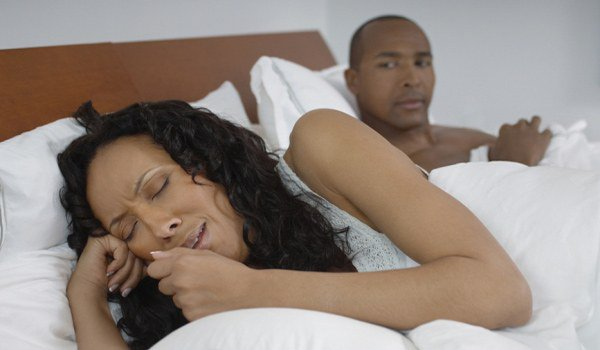 постоянные ночные приступы астмы