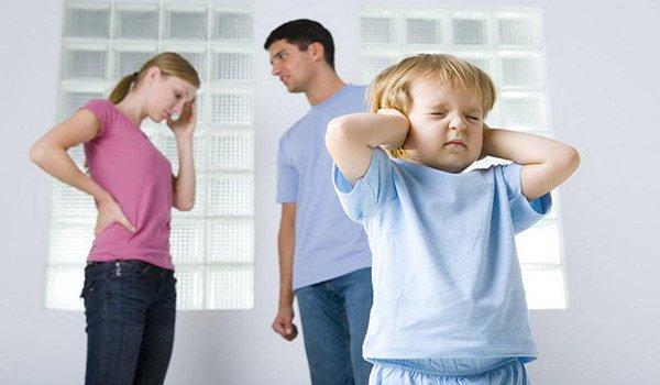 ухудшение психосоматики ребенка