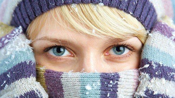 защита дыхательных путей в холодное время
