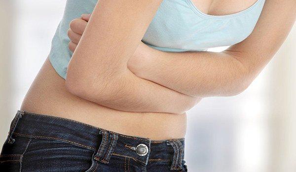 сбой в работе пищеварительной системы