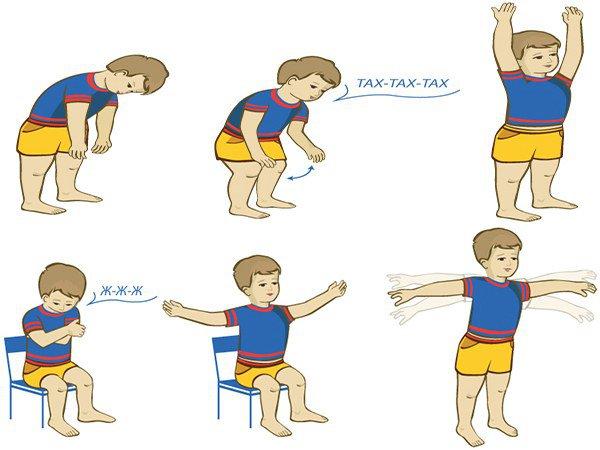 дыхательная гимнастика в детском возрасте