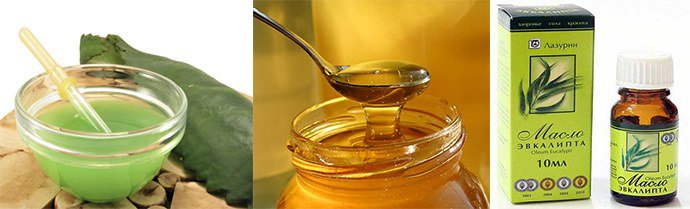 мазь с медом от псориаза