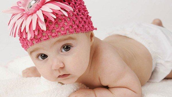 Себорейный дерматит у младенца