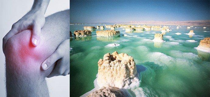 лечение артрита на Мертвом море