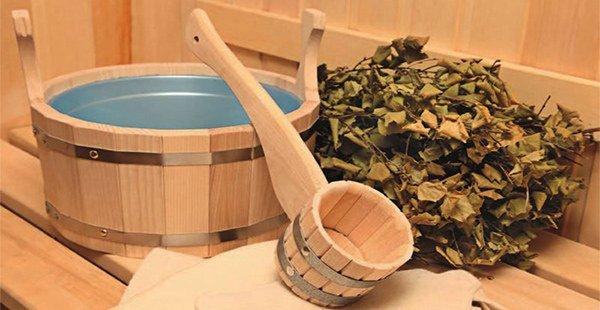 Псориаз и баня