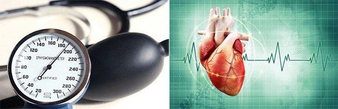скачки давления, серцебиение