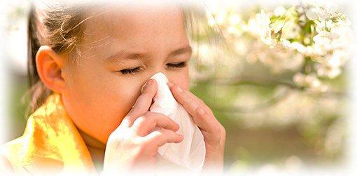 дети аллергики и онкологические заболевания
