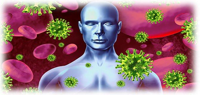 сбой в работе иммунной системы