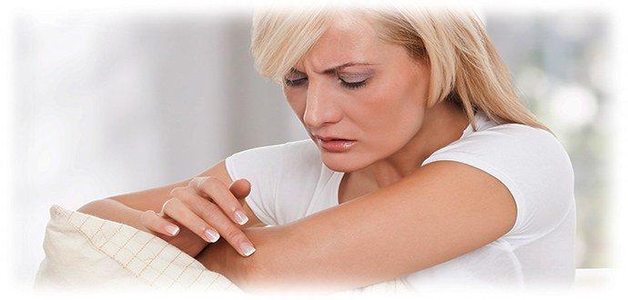 Как отличить лишай от дерматита у ребенка