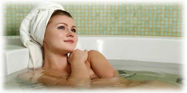 содовые ванны