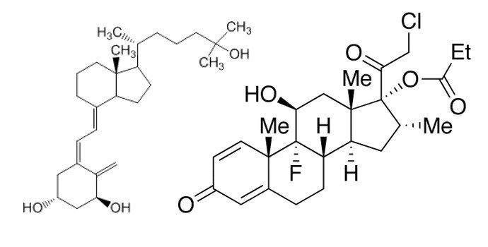 Кальцитриол и бетаметазон