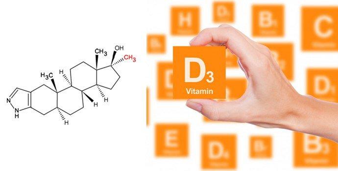 Витамин D3 и стероиды