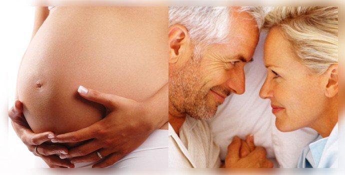 Беременность и пожилой возраст