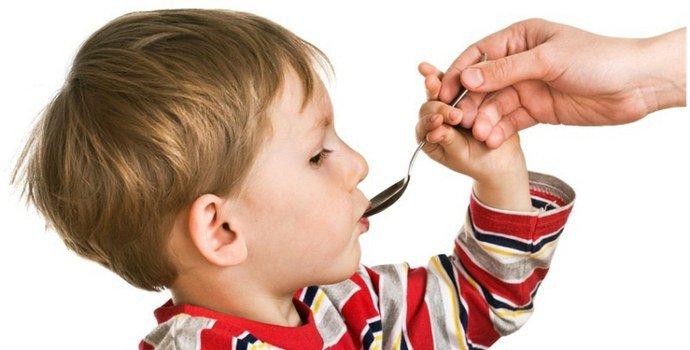 Суспензия для ребенка