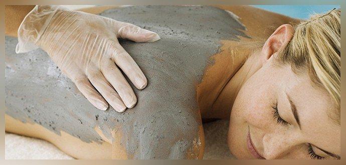 Лечение псориаза глиной