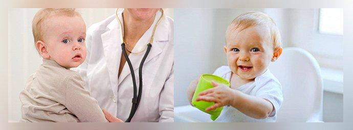 Лечение травами детей