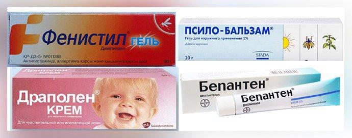 Негормональные средства от аллергии при беременности