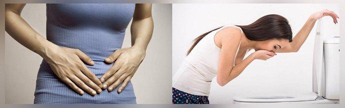 Симптомы метагонимоза