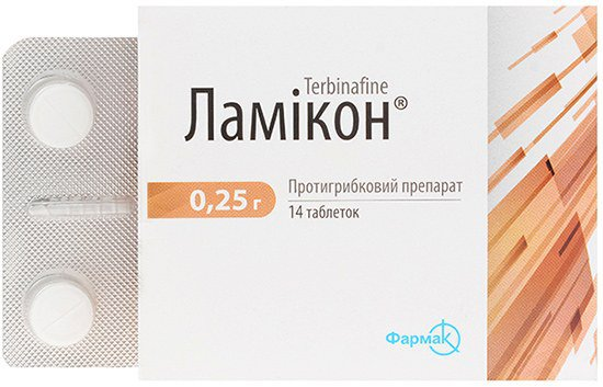 Противогрибковые препараты внутрь для лечения грибка ногтей