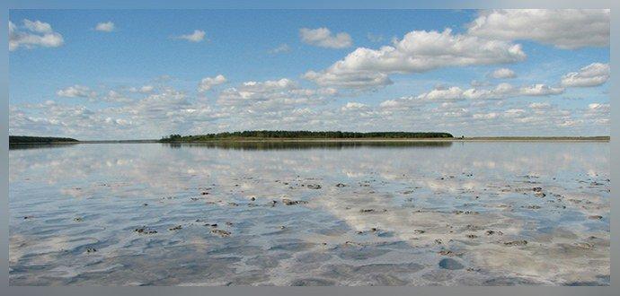 Лечение псориаза на озере Медвежьем