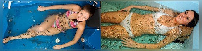 Лечение псориаза в бассейнах, с системой самоочистки