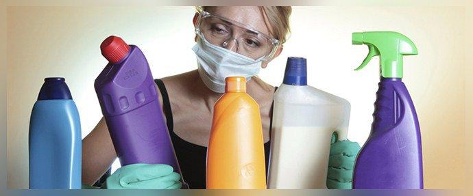 Аллергия на химические вещества