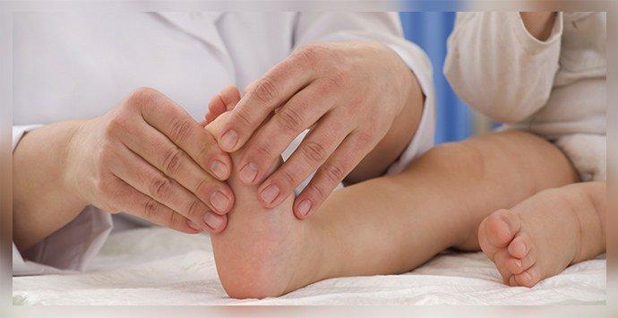 Болезни ногтей у детей