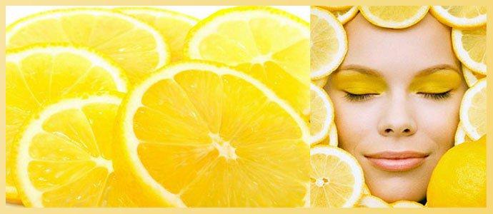 Компресс из кружочков лимона
