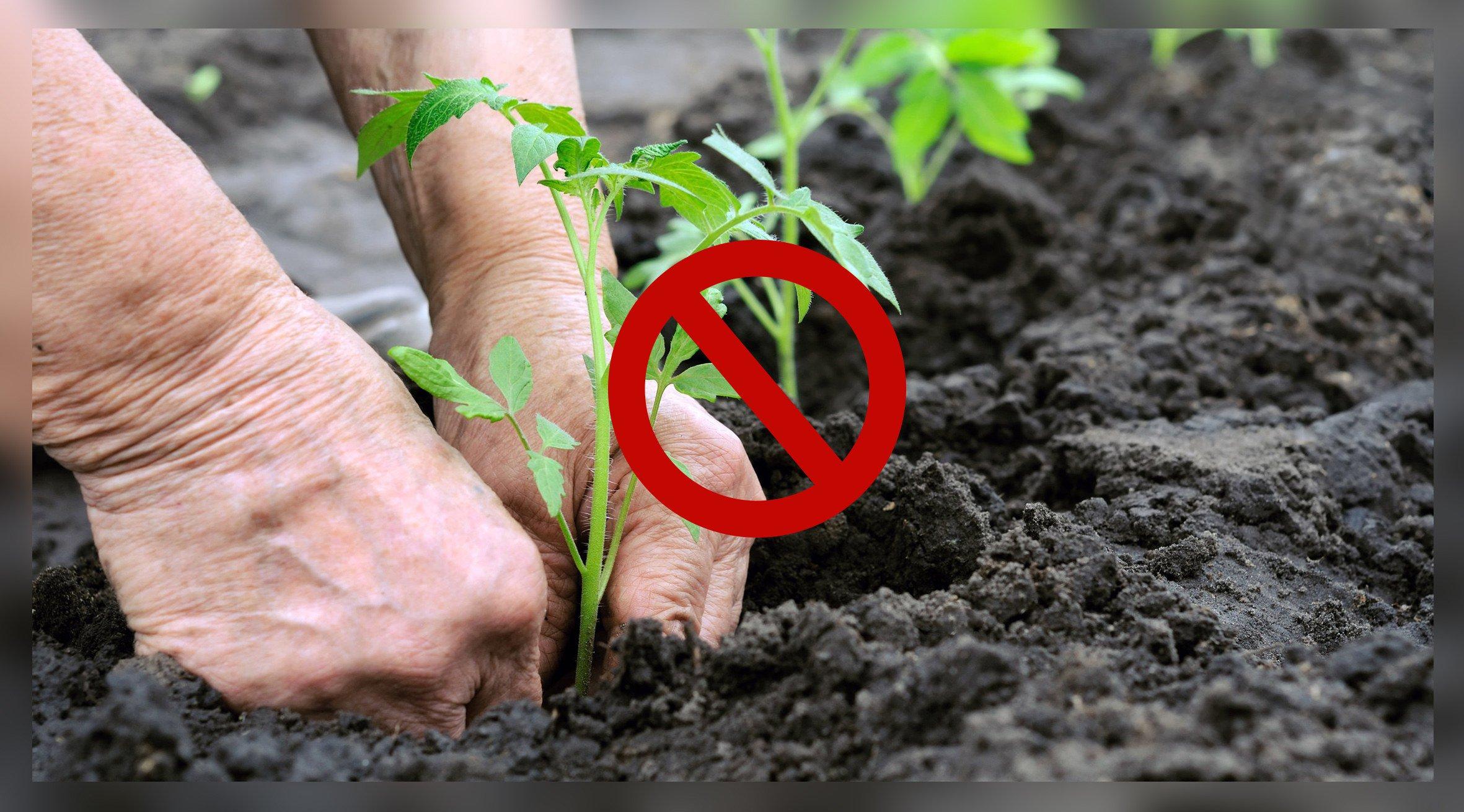 Отказ контакта с почвогрунтом