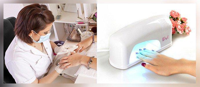 Правильное наращивание ногтей