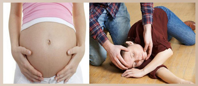 Беременность, Эпилепсия