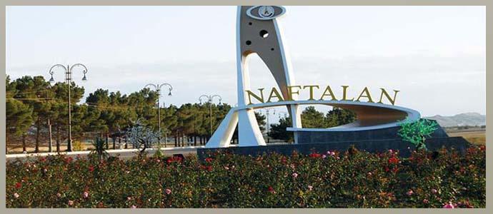 Курорт Нафталан