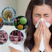 Аллергия на пыль и кондиционер